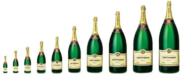 champagne 1/4 bouteille